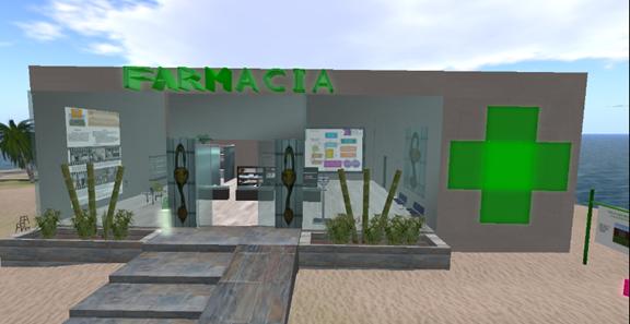 AUSAF_Fachada farmacia