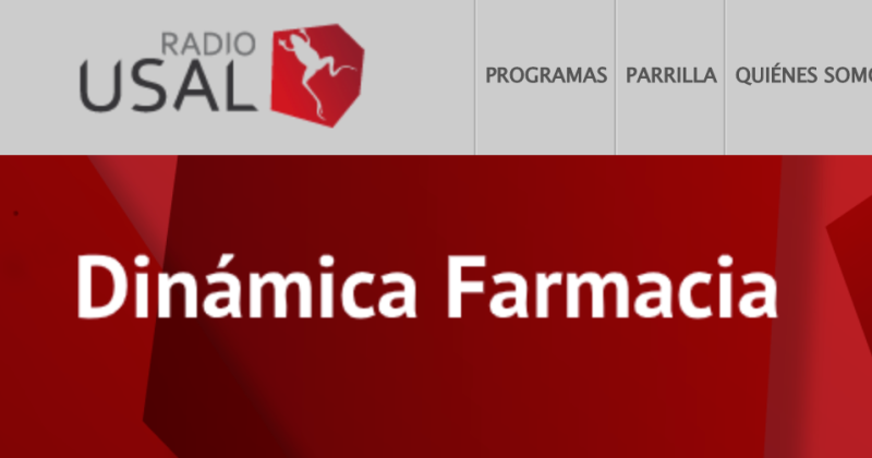 Radio Facultad Farmacia